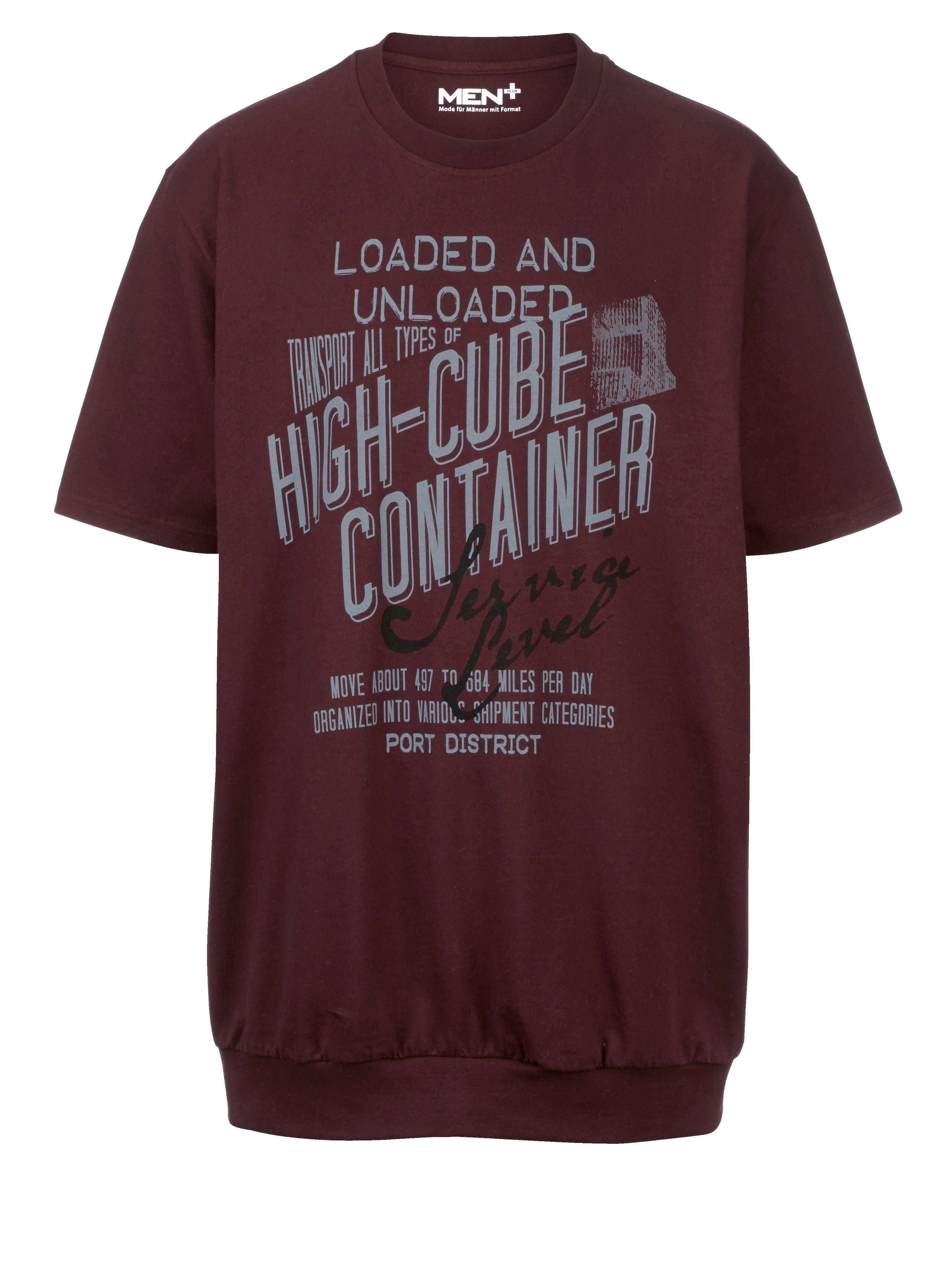 Men Plus by Happy Size Spezialschnitt T-Shirt Preisvergleich