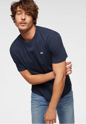 TOMMY JEANS T - Shirt »TJM CLASSIC JERSEY C NECK« kaufen