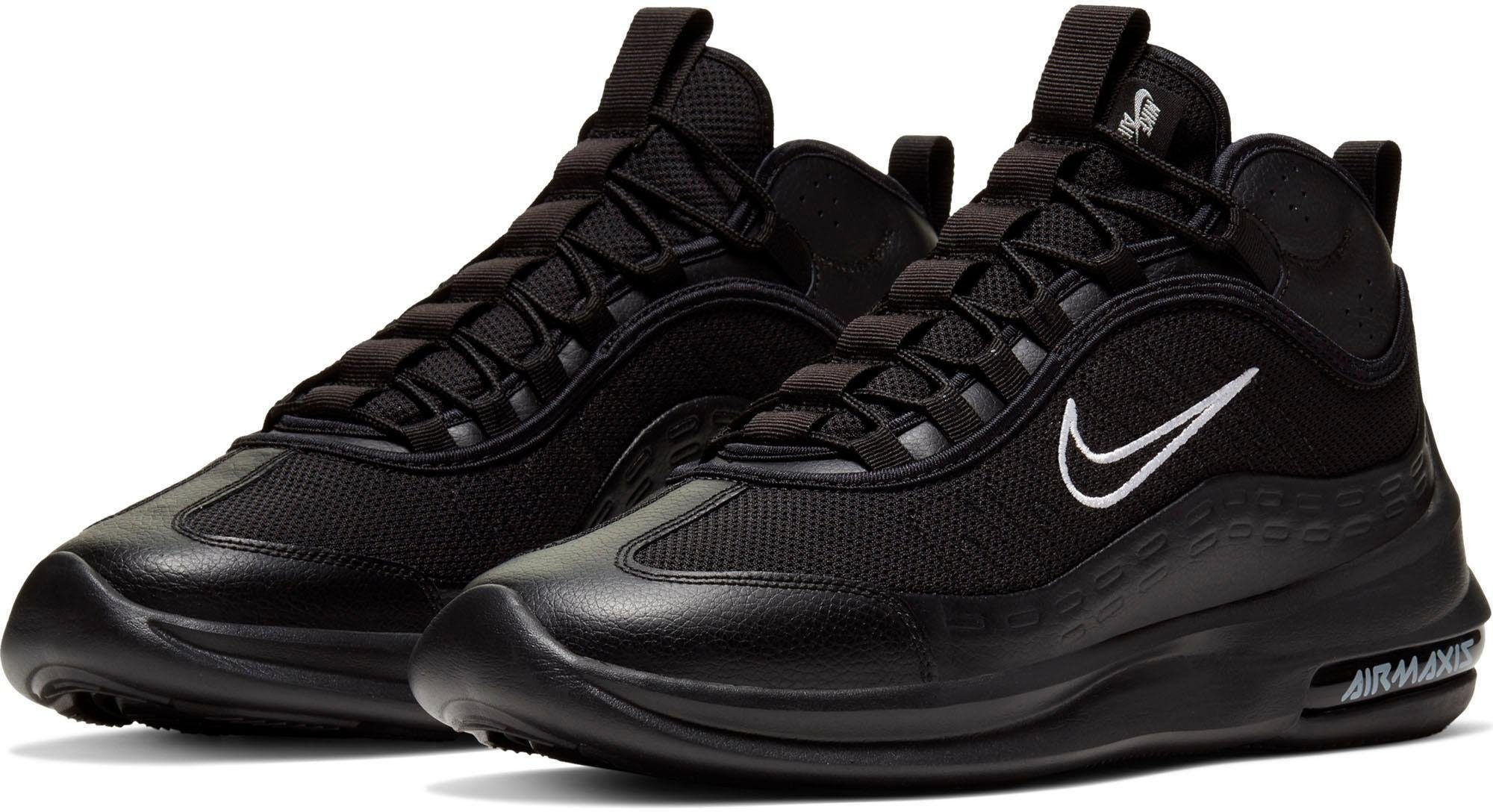 Nike Air Max Axis Mid Sneaker Herren anthrazit rot im Online Shop von SportScheck kaufen