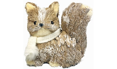 Tierfigur »Eichhörnchen«, mit Wollschal kaufen