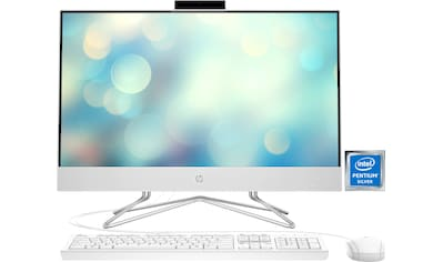 HP »Pavilion 24 - df0022ng« All - in - One PC (Intel, Pentium Silver, 605) kaufen