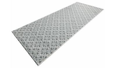 Läufer, »Flake«, Zala Living, rechteckig, Höhe 8 mm, maschinell gewebt kaufen
