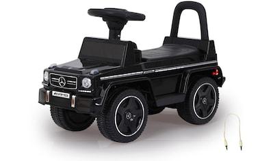 Jamara Rutscherauto »JAMARA KIDS Mercedes-Benz AMG G63, schwarz« kaufen