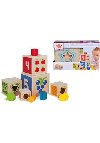 """Eichhorn Stapelspielzeug """"Eichhorn Color, Steckturm"""" kaufen"""