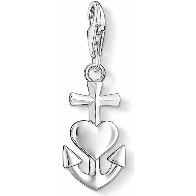 THOMAS SABO Charm-Einhänger »Glaube, Liebe, Hoffnung, 0083-001-12«