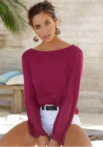 LASCANA Langarmshirt kaufen
