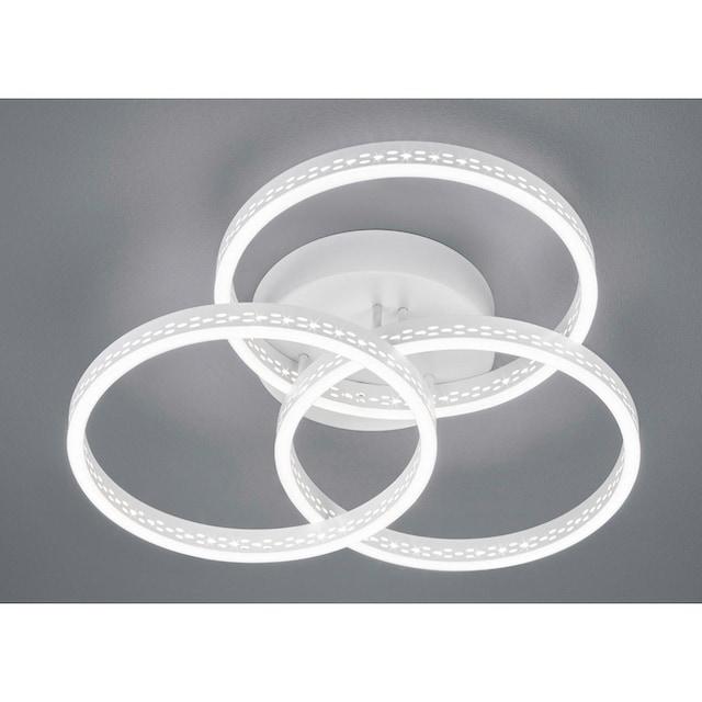 TRIO Leuchten,LED Deckenleuchte»Lincoln«,