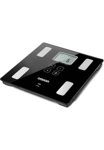 Omron Körper-Analyse-Waage »VIVA HBF-222T-EBK« kaufen