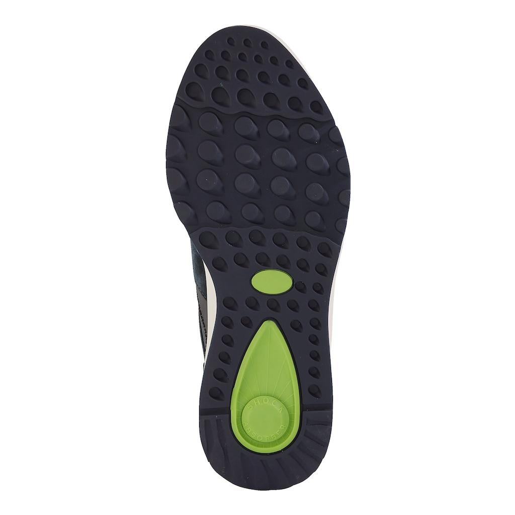 Naturläufer Schnürschuh, mit dämpfender Laufsohle