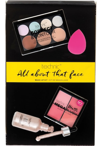 "Make - up Set ""All about that face"", 4 - tlg. kaufen"