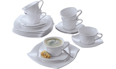 "Retsch Arzberg Kaffeeservice ""Emotion"" (18 - tlg.), Porzellan kaufen"
