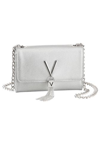 VALENTINO BAGS Clutch »Divina«, mit silberfarbenen Details kaufen