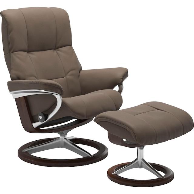 Stressless® Relaxsessel »Mayfair« (Set, 2-tlg., Relaxsessel mit Hocker)