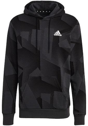 adidas Performance Kapuzensweatshirt »Sportswear Three Bar Graphics Hoodie« kaufen
