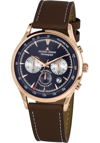 Jacques Lemans Chronograph »Retro Classic, 1 - 2068G« kaufen