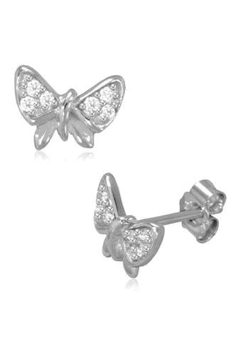 Firetti Paar Ohrstecker »glänzende Schmetterlinge« kaufen