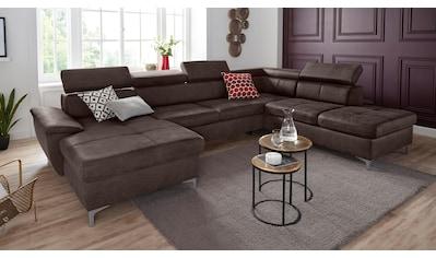 exxpo  -  sofa fashion Wohnlandschaft kaufen