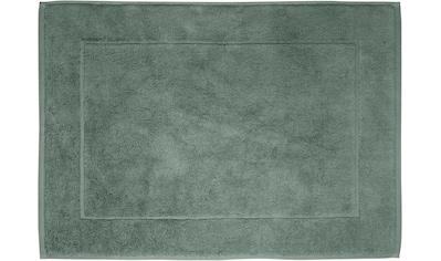 Badematte »Uni Basic«, framsohn frottier, Höhe 11 mm, beidseitig nutzbar kaufen