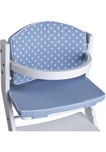 """tiSsi® Kinder - Sitzauflage """"Kronen blau"""" kaufen"""
