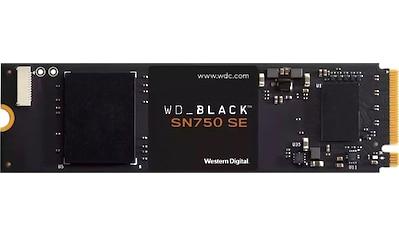 WD_Black externe HDD-Festplatte »SN750 SE NVMe™« kaufen