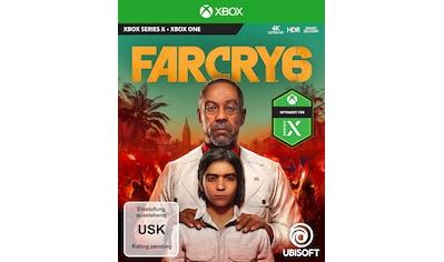 UBISOFT Spiel »Far Cry 6«, Xbox One kaufen