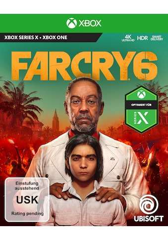 UBISOFT Spiel »Far Cry 6«, Xbox One-Xbox Series X kaufen