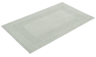 OTTO products Badematte »Neele«, Höhe 4 mm, beidseitig nutzbar, 2er Set kaufen