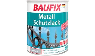 Baufix Metallschutzlack »Silbergrau«, 1 Liter, silberfarben kaufen