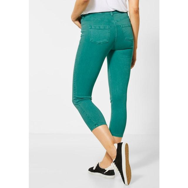 STREET ONE Slim-fit-Jeans