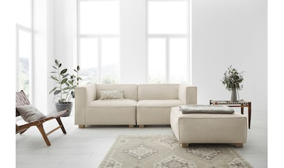 OTTO products 2-Sitzer »Ciella«, ein wahres Modul Eco-Sofa mit Federkern, frei von... kaufen