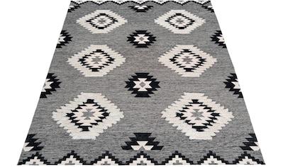 DELAVITA Teppich »Tilda«, rechteckig, 10 mm Höhe, Wohnzimmer kaufen