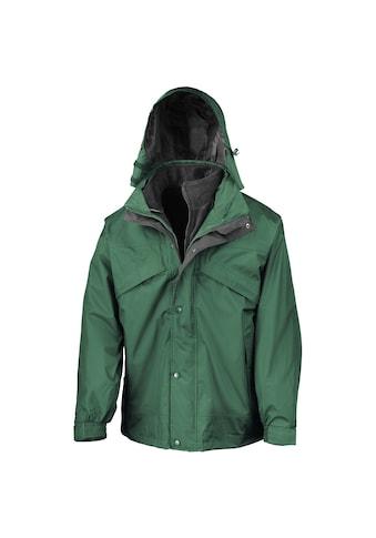 Result 3-in-1-Funktionsjacke »Herren 3-in-1 StormDri Jacke mit Reißverschluss und... kaufen