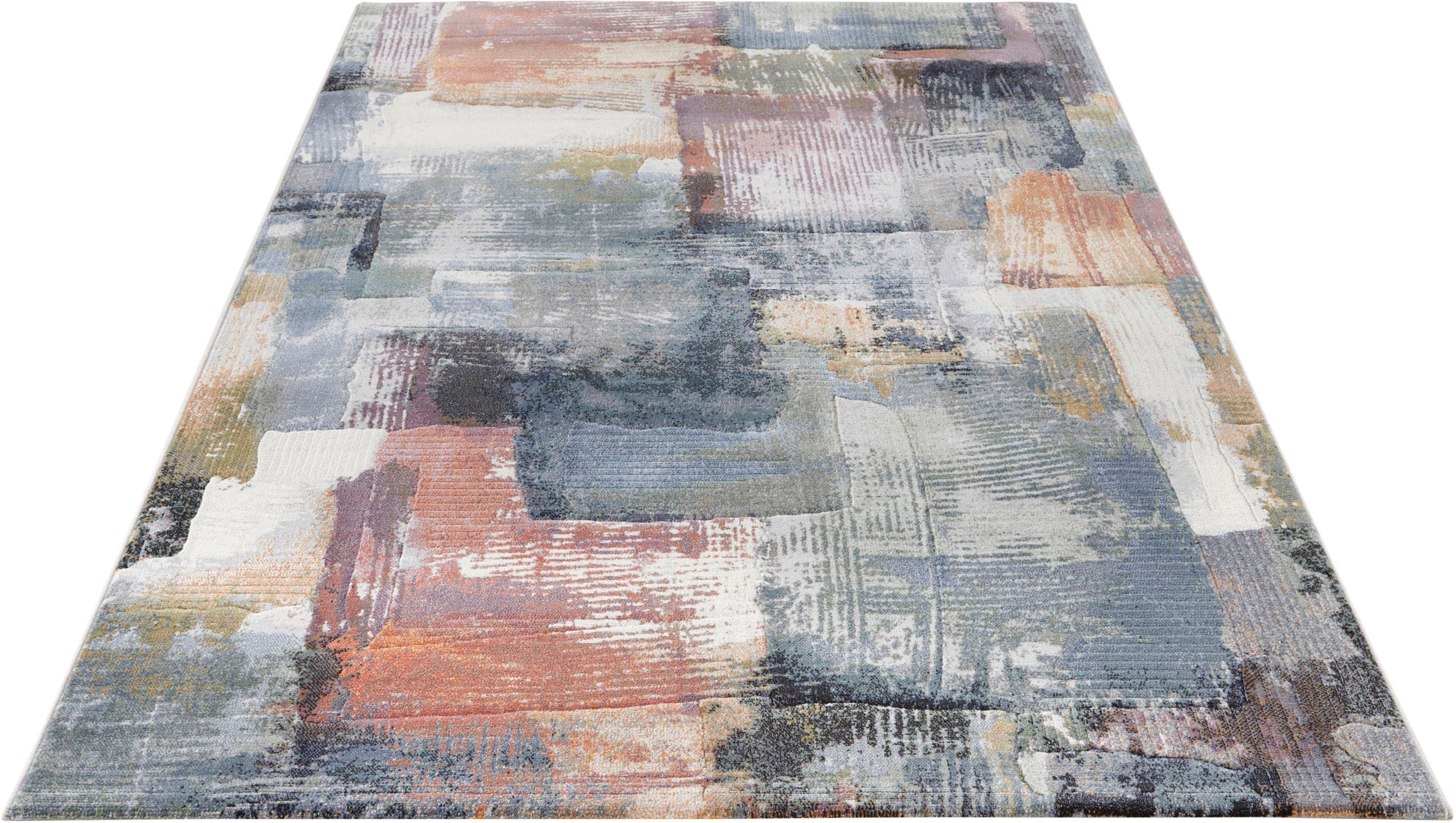 Teppich Bayonne ELLE Decor rechteckig Höhe 11 mm maschinell gewebt