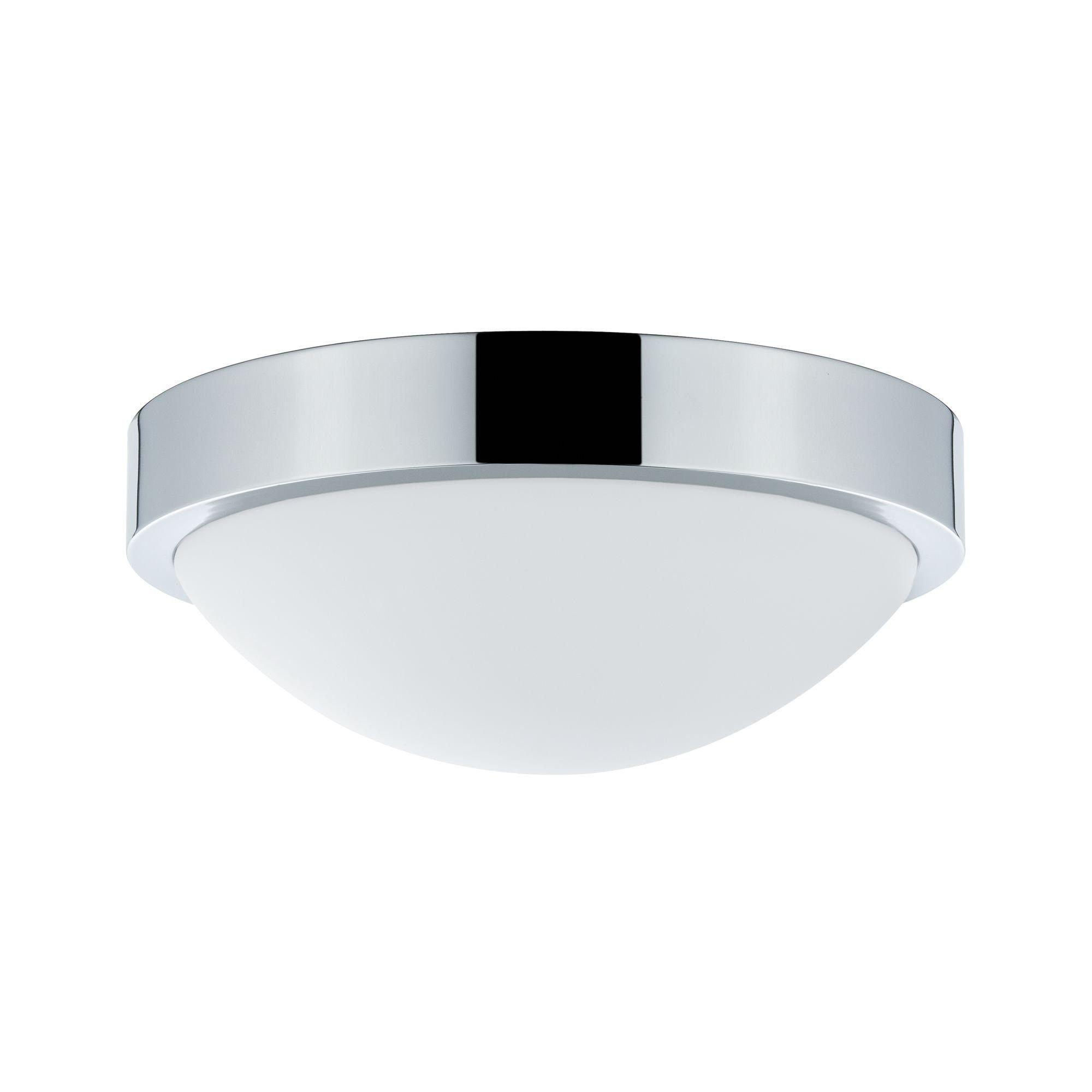 Paulmann LED Deckenleuchte Falima Chrom/Weiß max. 18W E27, E27, 1 St.