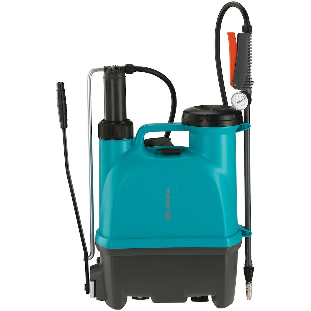 GARDENA Drucksprühgerät »Plus, 11142-20«, Rückenspritzgerät