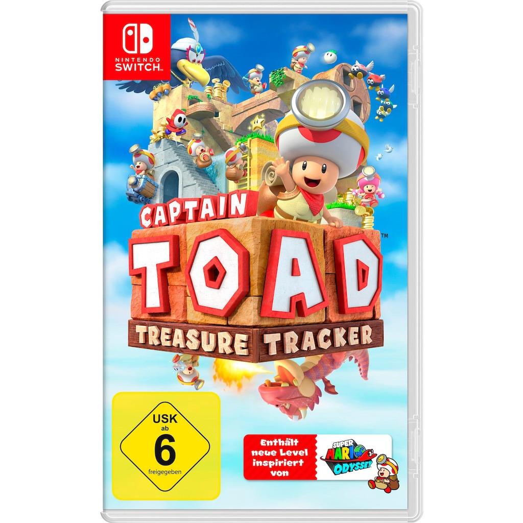 Nintendo Switch Spiel »Captain Toad: Treasure Tracker«, Nintendo Switch
