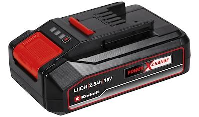 Einhell Akku »18V 2,5Ah Power X-Change«, 18,0 V kaufen