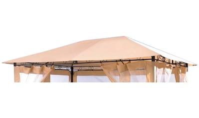 Grasekamp Pavillonersatzdach »Rimini/Amalfi«, BxT: 390x293 cm kaufen