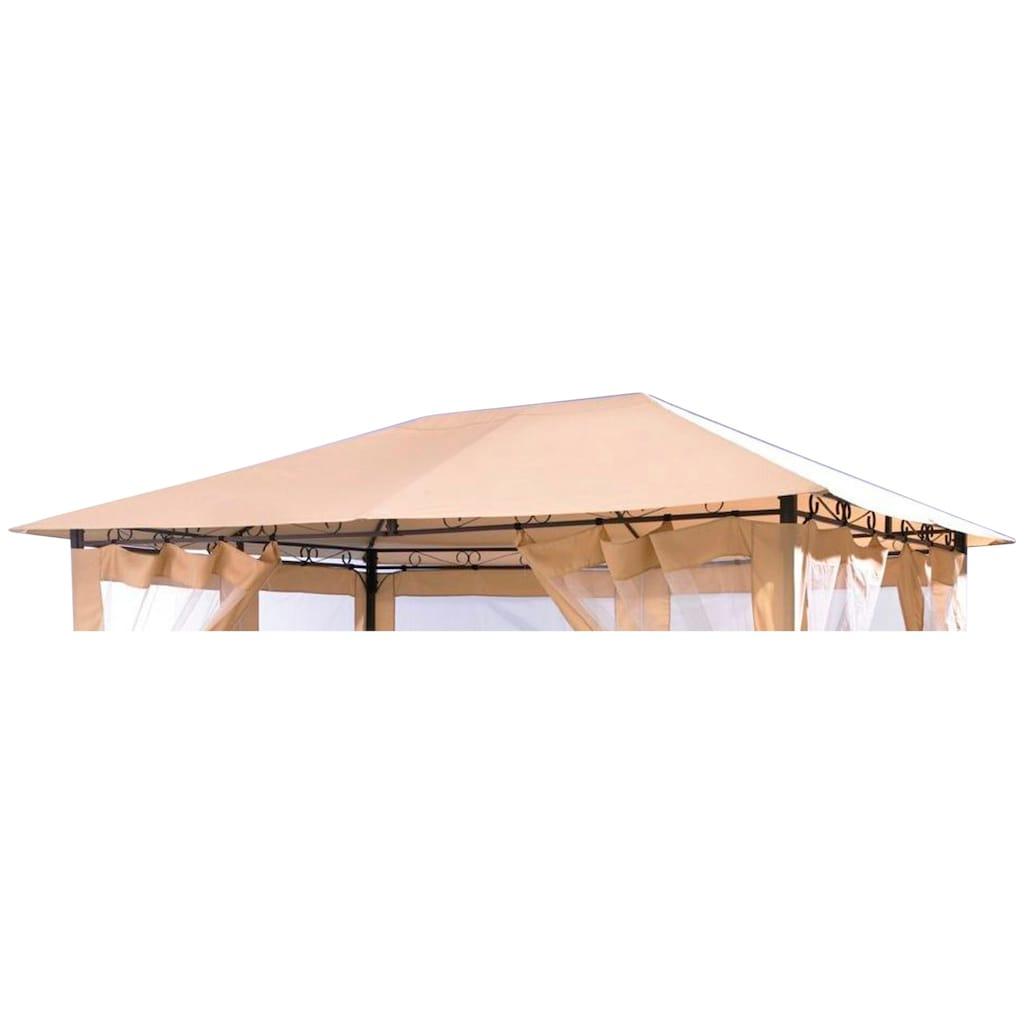 Grasekamp Pavillonersatzdach »Rimini/Amalfi«, BxT: 390x293 cm