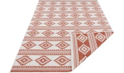 freundin Home Collection Teppich »Maple«, rechteckig, 5 mm Höhe, In- und Outdoor... kaufen