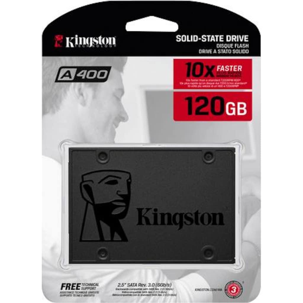 Kingston SSD »A400«