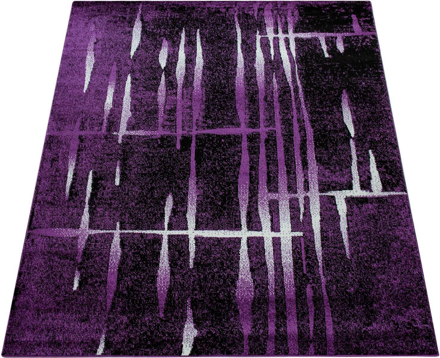 Teppich ECE 924 Paco Home rechteckig Höhe 14 mm maschinell gewebt