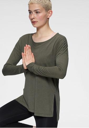 Nike Yogashirt »Nike Women's Long - Sleeve Yoga Training Top« kaufen