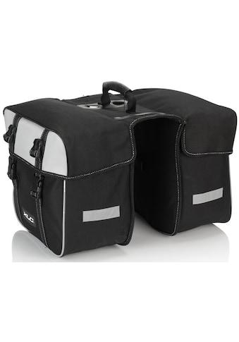 XLC Gepäckträgertasche »Doppelpacktasche Traveller« kaufen