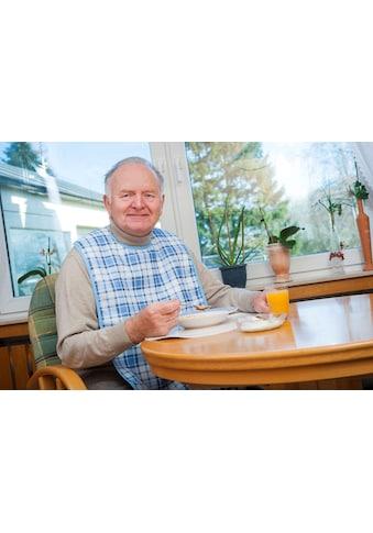 Maximex Speiseschürze, angenehm in Haptik und Optik kaufen