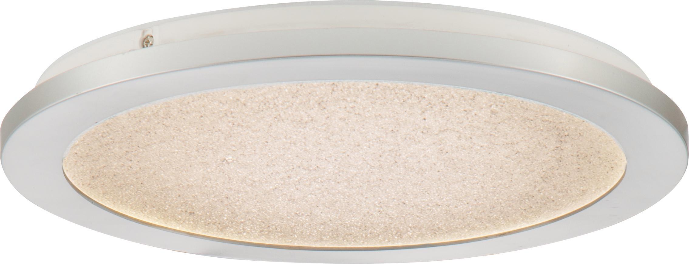 Nino Leuchten LED Deckenleuchte IKOMA, LED-Board, Warmweiß, LED Deckenlampe