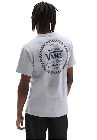 Vans T-Shirt »VANS CUSTOM CLASSIC SS« kaufen