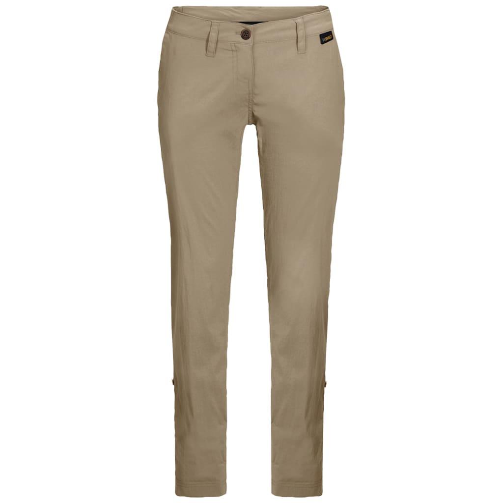 Jack Wolfskin Outdoorhose »DESERT ROLL-UP PANTS W«