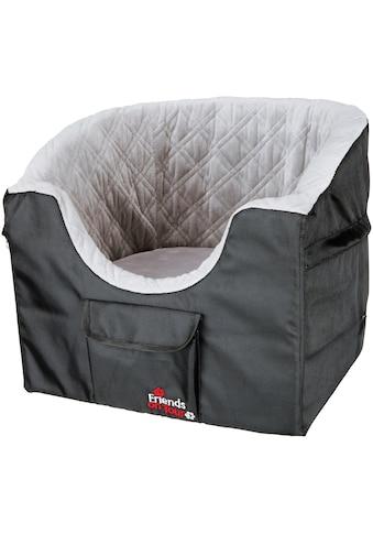TRIXIE Hunde-Autositz, für kleine Hunde, BxL: 45x42 cm kaufen