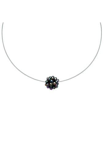 Valero Pearls Perlenkette »VP812«, (1 tlg.), mit Süßwasser-Zuchtperlen kaufen